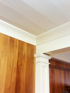 What is the Purpose of Crown Moulding?