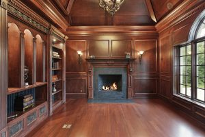 What is Wood Paneling?